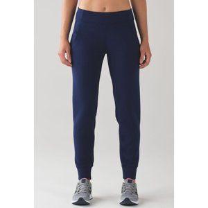 Lulu Embrace The Space Pant Neoprene Jogger Sweats